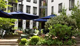 Hotel München Palace - Munich - Bâtiment