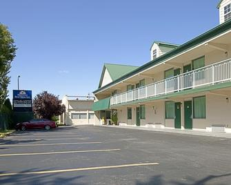 Americas Best Value Inn Pottstown - Pottstown - Edificio