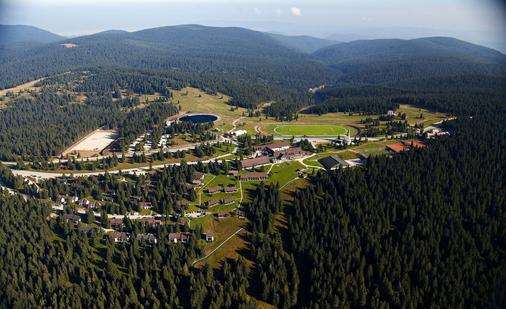 Hotel Planja - Rogla - Zrece - Outdoor view
