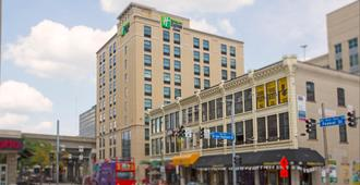 Holiday Inn Express & Suites Pittsburgh North Shore - Pittsburgh - Building