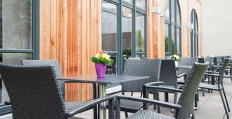 Novotel Brussels Centre Midi Station - Brussels - Patio