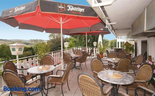 Hotel - Restaurant Berghof - Berghausen - Balcony