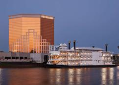 Horseshoe Bossier Casino & Hotel - Bossier City - Building