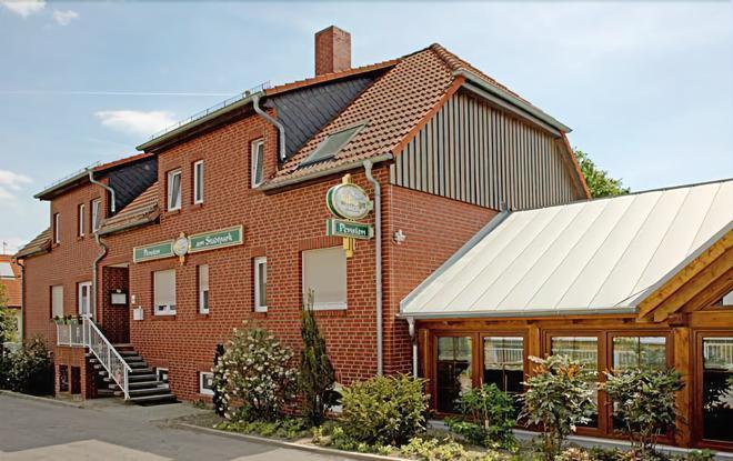 Pension am Stadtpark - Zehdenick - Building