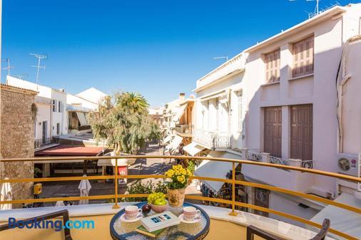 Polyxenia Boutique Hotel - Rethymno - Balcony