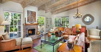 Rancho Bernardo Inn - סן דייגו - סלון
