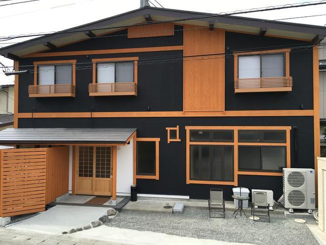 橙色小屋旅館 - 富士河口湖町 - 建築