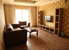 Terrace Furnished Apartments- Hawally 2 - Kuwait City - Living room
