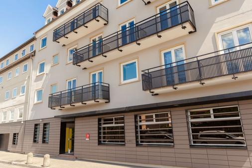 The Originals Access, Hôtel Colmar Gare (P'tit Dej-Hotel) - Colmar - Building