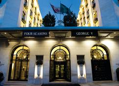 Four Seasons Hotel George V Paris - Paris - Building