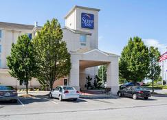 Sleep Inn Lynchburg - University Area and Hwy 460 - Lynchburg - Rakennus