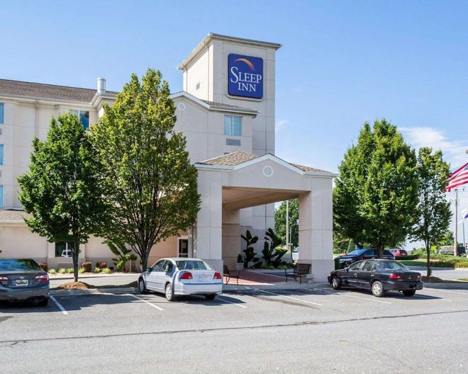 Sleep Inn Lynchburg - University Area and Hwy 460 - Lynchburg - Building