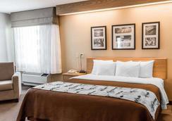 Sleep Inn Lynchburg - University Area and Hwy 460 - Lynchburg - Κρεβατοκάμαρα
