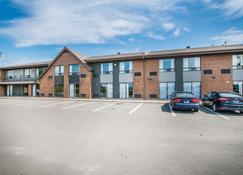 Comfort Inn Edmundston - Edmundston - Building