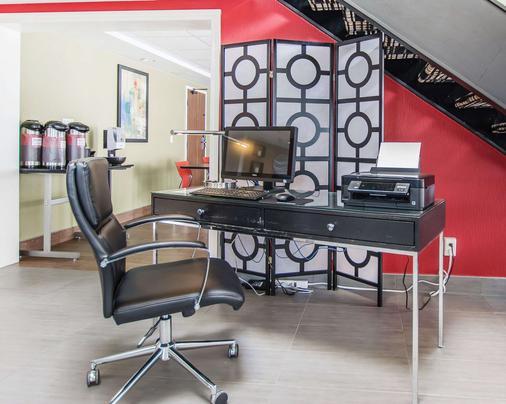 Comfort Inn Edmundston - Edmundston - Business centre
