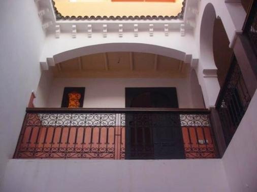 B&B Riad Al Barad - Marrakesh - Outdoors view