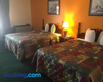 Budget inn - Lumberton - Bedroom