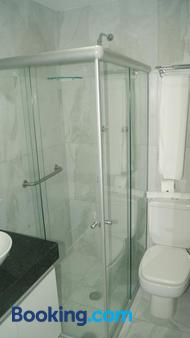Littoral Tambaú Flat - João Pessoa - Bathroom