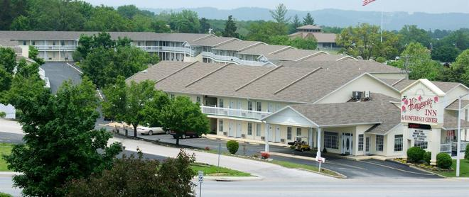 Honeysuckle Inn & Conference Center - Branson - Rakennus