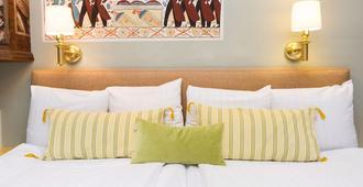 Lady Hamilton Hotel - Stockholm - Bedroom