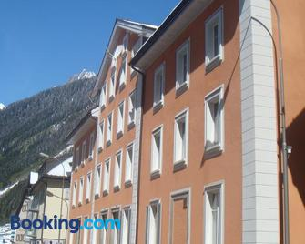 Ferienwohnung Haus Ryter - Göschenen - Building