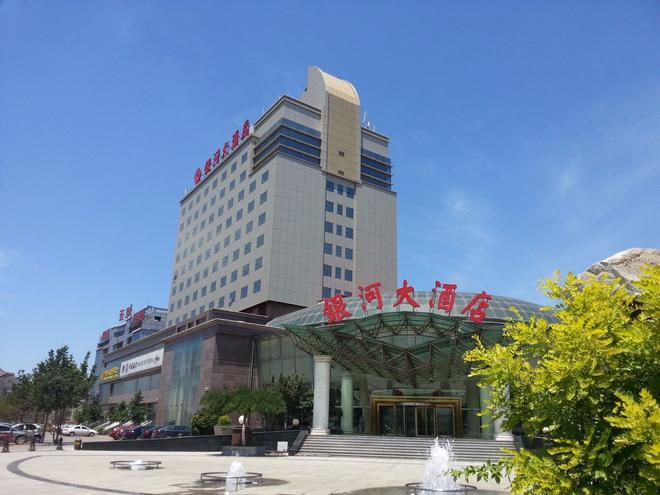 Tianjin Galaxy Hotel - Τιαντζίν - Κτίριο