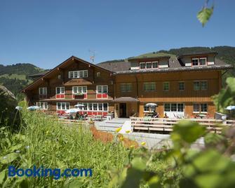 Waldgasthaus Lehmen - Appenzell - Gebäude