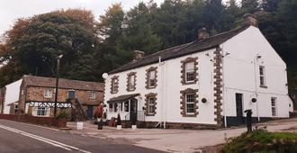 The Snake Pass Inn - Hope Valley - Edificio