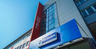 Best Western Amedia Passau - Passau - Edificio