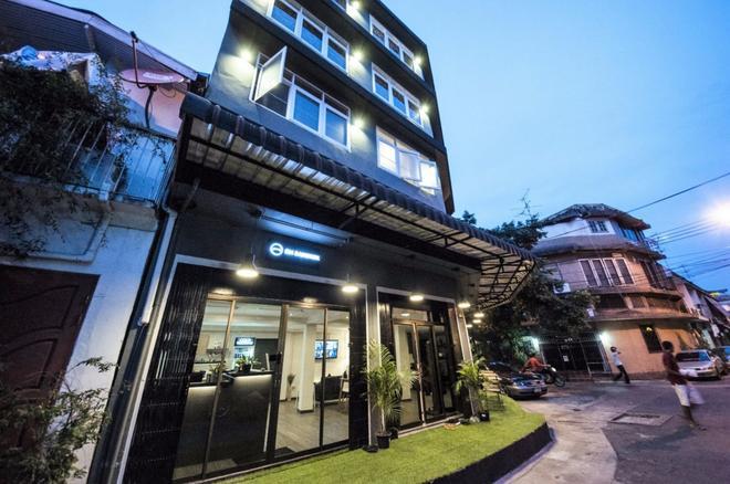 Oh Bangkok Hostel - Bangkok - Bâtiment