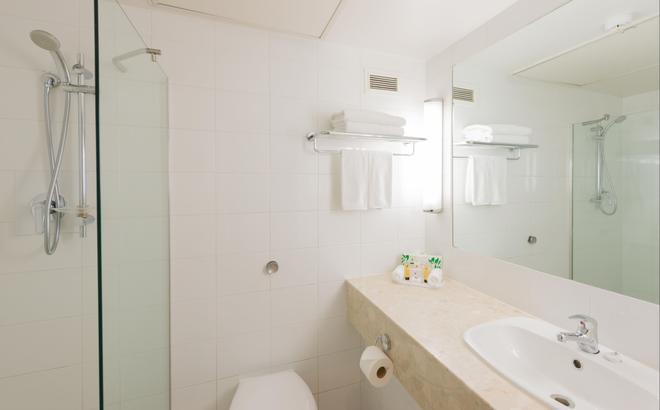 國敦酒店 - 奥克蘭 - 奧克蘭 - 浴室