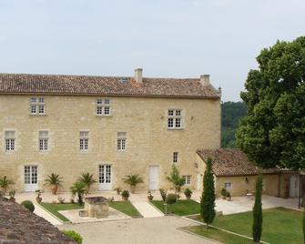 Château Isabeau De Naujan - Saint-Vincent-de-Pertignas - Edificio