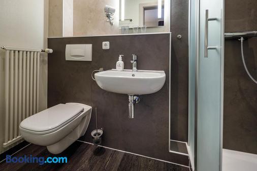 Hotel Am Schloßbrunnen - Bad Muskau - Bathroom