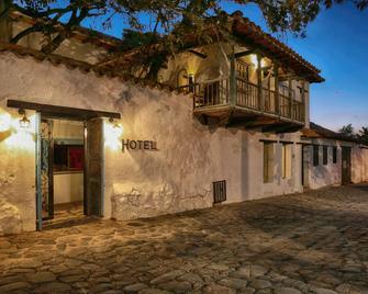 Hotel Plazuela de San Agustín - Villa de Leyva - Κτίριο