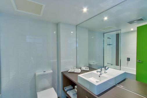 Mackay Oceanside Central Hotel - Mackay - Baño