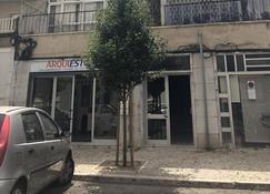 7 Rivers Hostel - Лиссабон - Здание