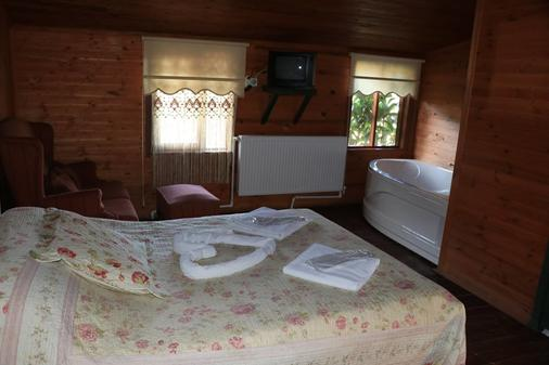 Ekoland Hotel - Şile - Bedroom