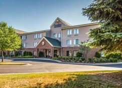 Comfort Inn & Suites University South - Ann Arbor - Building