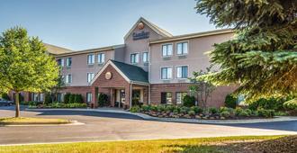 Comfort Inn & Suites University South - אן ארבור