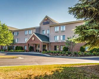 Comfort Inn & Suites University South - Ann Arbor - Byggnad