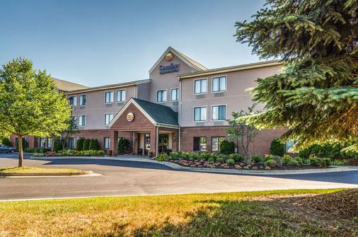 Comfort Inn & Suites University South - Ann Arbor - Rakennus