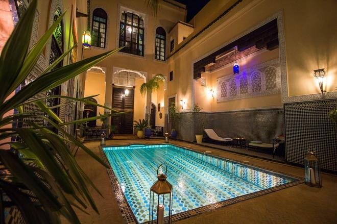 Riad Fes Baraka - Fez - Pool