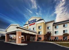 Fairfield Inn and Suites by Marriott Toledo North - Toledo - Bangunan