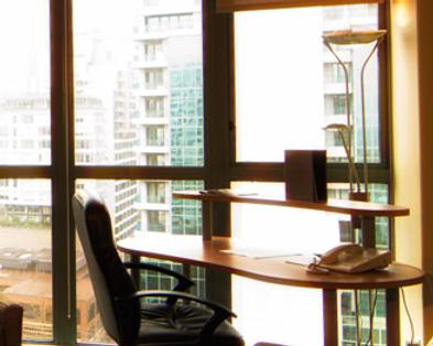 Executive Hotel Vintage Park - Vancouver - Business center
