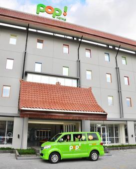 POP! Hotel Sangaji Yogyakarta - Yogyakarta - Building