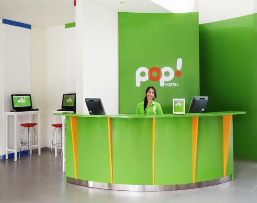 POP! Hotel Sangaji Yogyakarta - Yogyakarta - Front desk