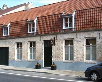 Auberge De Klasse - Veurne - Gebäude