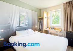 B&b Hôtel Mulhouse Ile Napoléon - Mulhouse - Bedroom