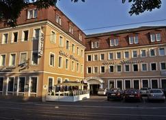 施特勞斯城市伙伴酒店 - 維爾茨堡 - 維爾茨堡 - 建築