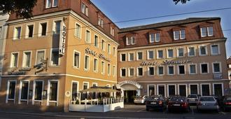 City Partner Hotel Strauss - Wurzburgo - Edificio